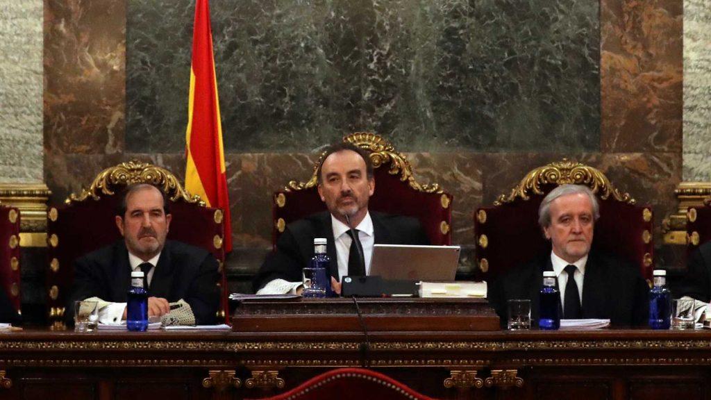 Marchena desafío independentista juicio procés